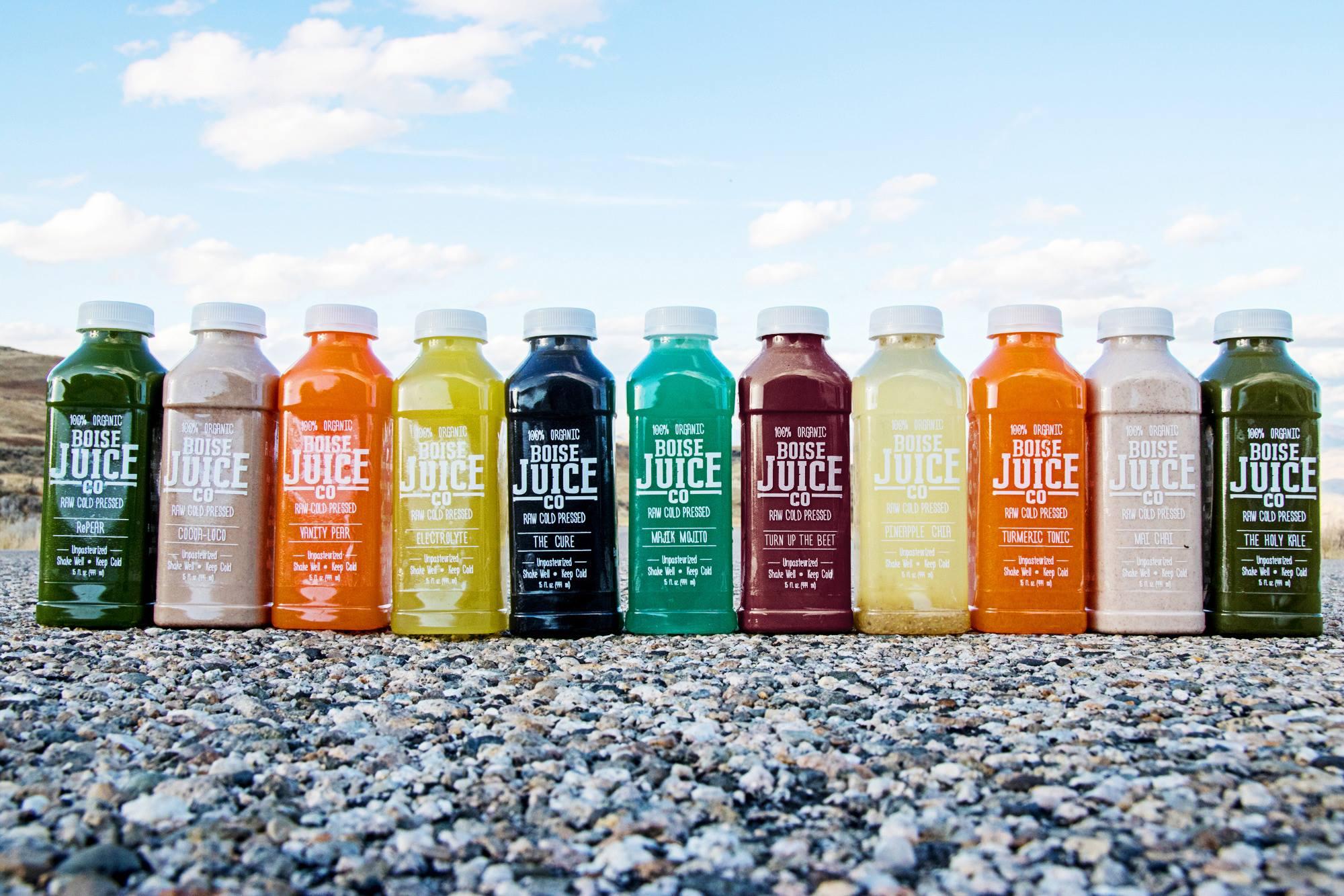 Boise Juice Company